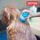 Thumbnail: 美國DEXAS-寵物矽膠按摩洗澡刷/SCRUBBUSTER