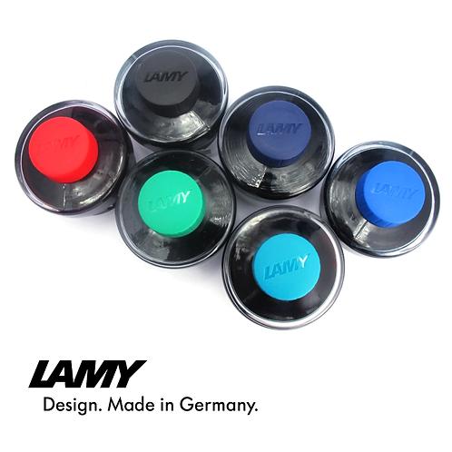 德國 LAMY T52樽裝鋼筆墨水/50ml