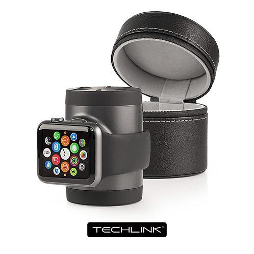 英國TECHLINK-Apple Watch Charger 便攜充電器/38mm 42mm適用