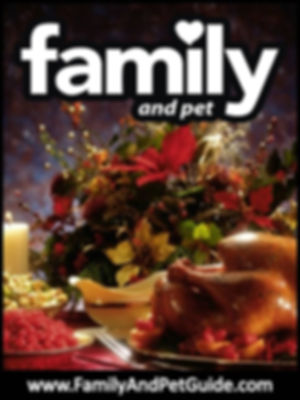 Family and Pet Guide - November Cover