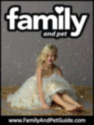 Family and Pet Guide - January Magazine Cover