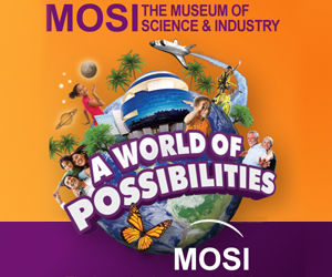 Family and Pet Guide, MOSI, Museum of Science and Industry, Tampa, Florida