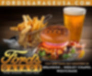 Ford's Garage Restaurant, Brandon, Wesley Chapel, Westchase, Family and Pet Guide