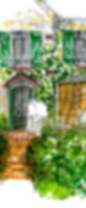 réalisation d'un jardin - conception d'un rough -