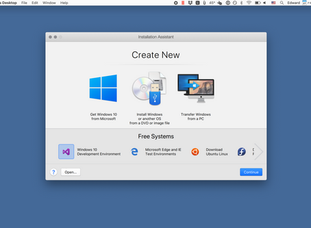 New!Parallels Desktop 16 for MacRun Windows on Mac    Develop & test across multiple OSes