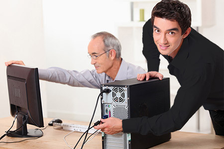 We have refined Onsite Computer Repairs
