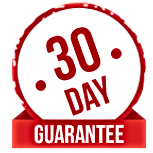 30 day work satisfaction guarantee