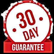 30 day work satisfaction guarantee