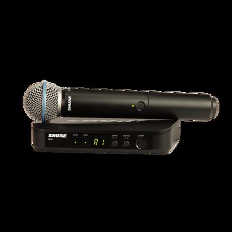 Shure BLX24AZ:B58-K4 Wireless Vocal Micr