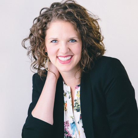Episode 46: Meaningful Messes and Having an Intentional Home with Carly Thornock