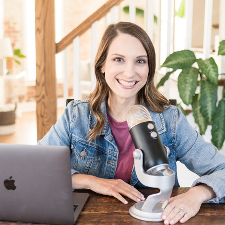 Episode 51: Finding Your Identity After Having Kids with Amanda Bennett with Gotcha Mama
