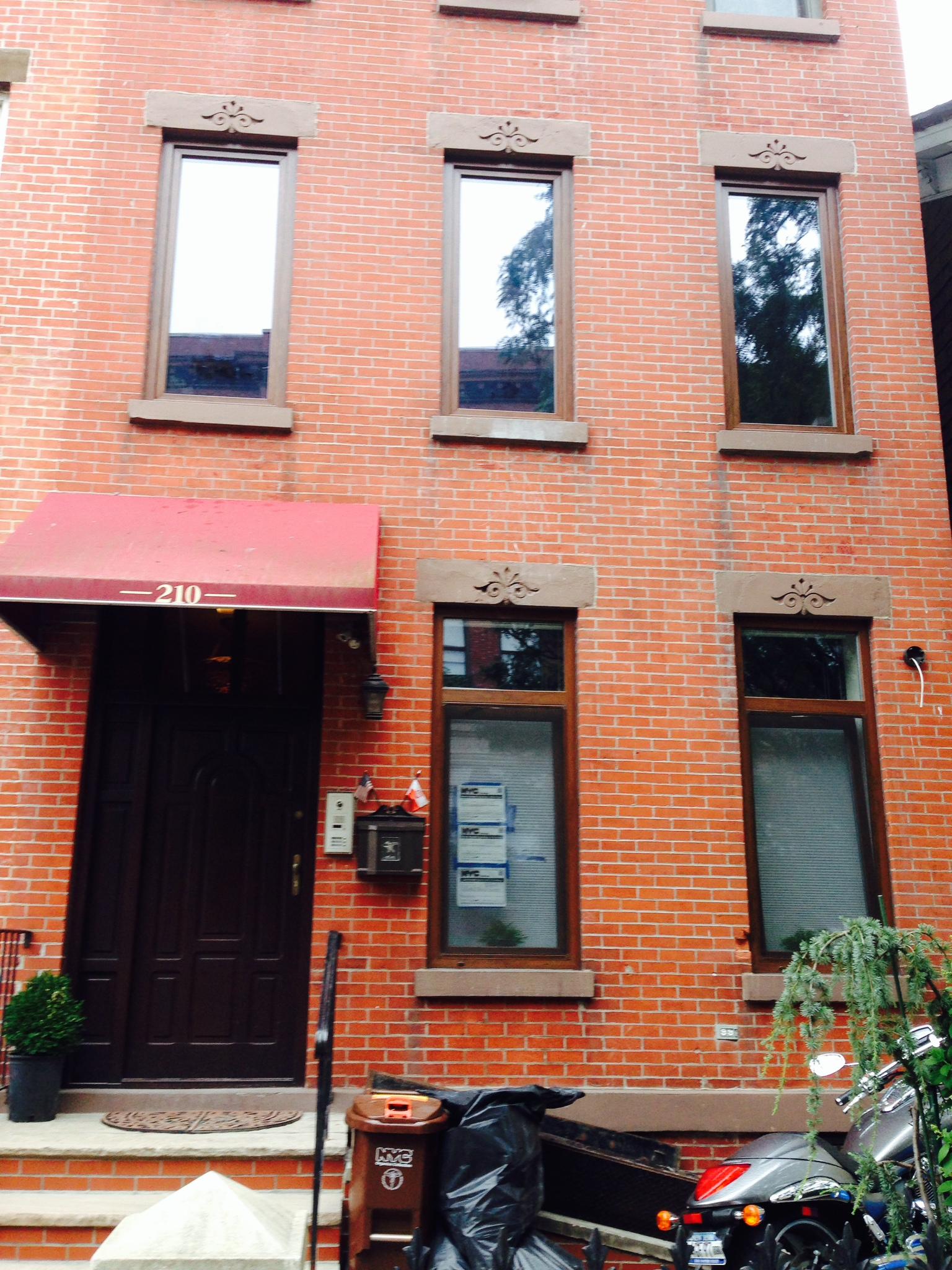 Tilt Turn Window Install In Brooklyn
