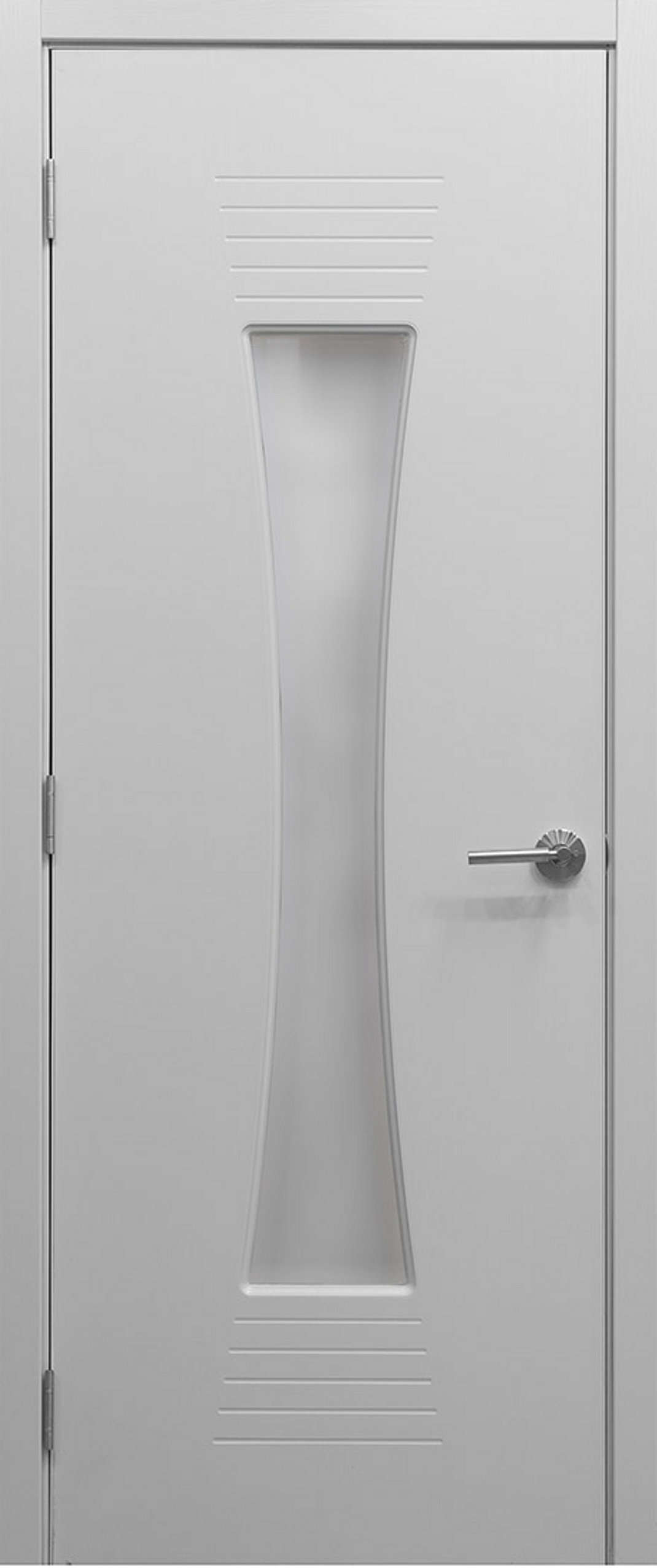 White Modern Interior Doors