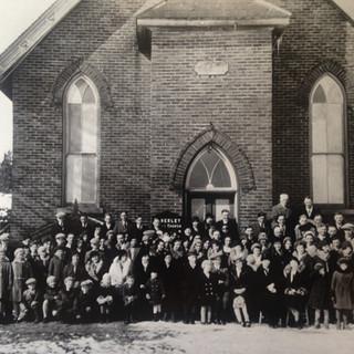 Atherley Church, 1933