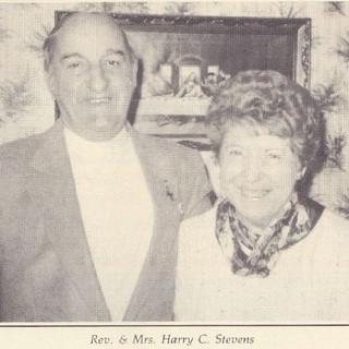Rev. & Mrs. Stevens