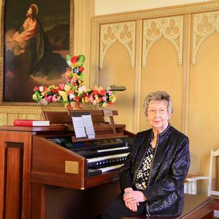 Brechin Organist, Margaret