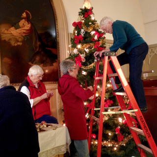 Christmas Tree Brechin United
