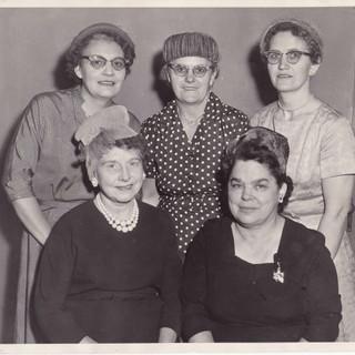 Atherley U C Women 1962
