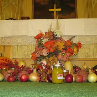 Thanksgiving Brechin United