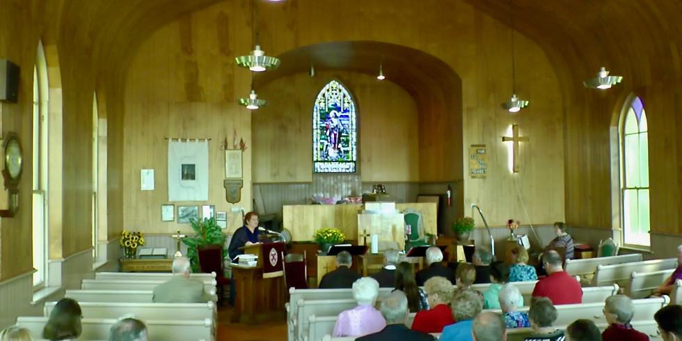 Atherley United Church Folk/Gospel Music Service (1)