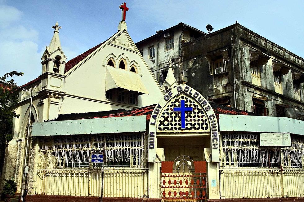 Our Lady of Dolours Church, Sonapur