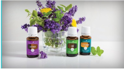 oils are essential - a few blends to get started with