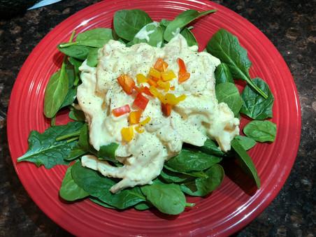 creamy keto chicken alfredo recipe
