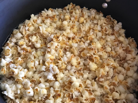 popcorn stock recipe