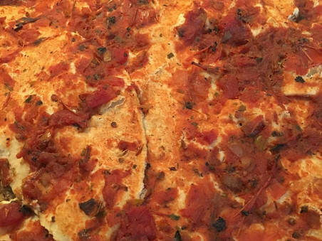 Mexican lasagna, a gluten free recipe