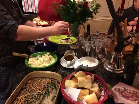 merry christmas eve ... a phoodmoose holiday dinner