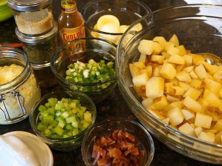 patti's potato salad recipe ... a phoodmoose picnic staple