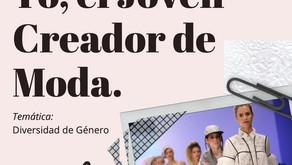 """Concurso """"Yo el Joven Creador de Moda"""""""
