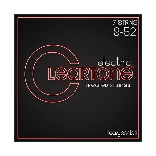 Cleartone Electric Strings Heavy Series 7 Strings9-52