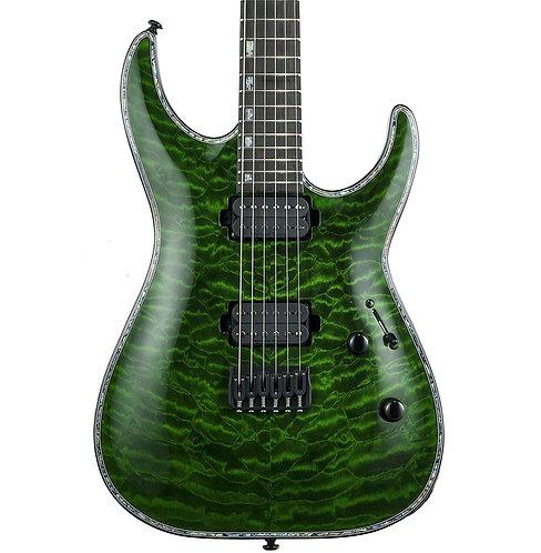 ESP / LTD H-1001 See Thru Green