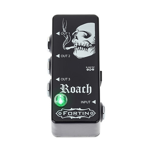 Fortin Roach 3-Way Buffered Splitter Pedal