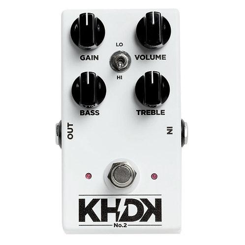 KHDK No.2Clean Boost