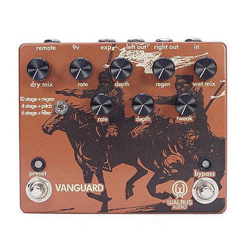 Walrus Audio Vanguard Dual Phaser