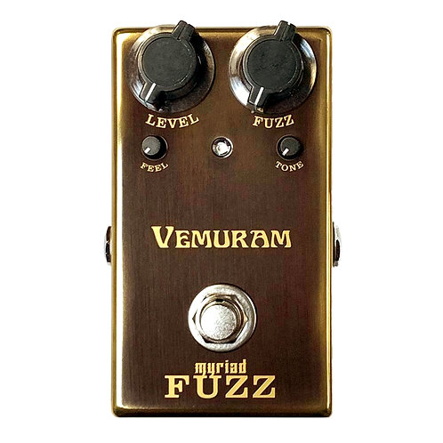 Vemuram Myriad Fuzz[Josh Smith Signature]