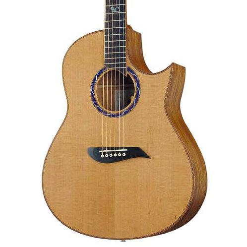 Morris Guitars Handmade Premium S Series For FingerPickers S-96 III