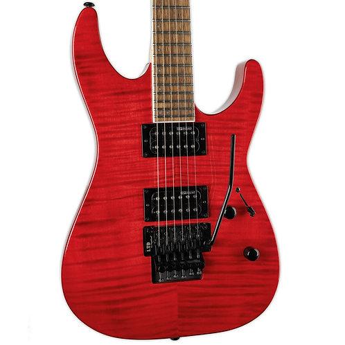 ESP / LTD M-200FM, See Thru Red