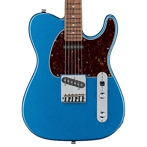 G&L Fullerton Deluxe ASAT® Classic, Lake Placid Blue[Made in USA]