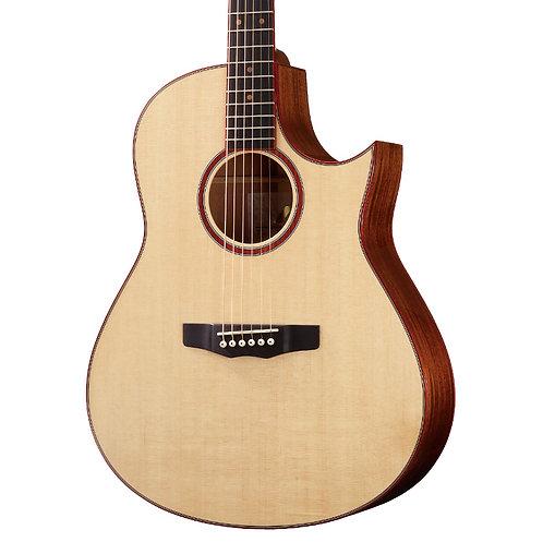 Morris Guitars Handmade Premium S Series For FingerPickers S-86II