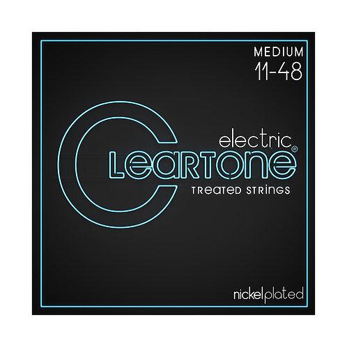 Cleartone Electric Strings - Nickel PlatedMedium 11-48
