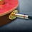 Thumbnail: Providence F201 Platinum Link Guitar Cable 1m S/L