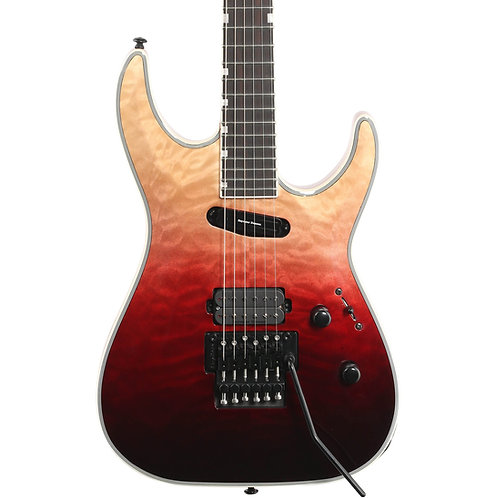 ESP / LTD Deluxe MH-1000HS - Black Cherry Fade