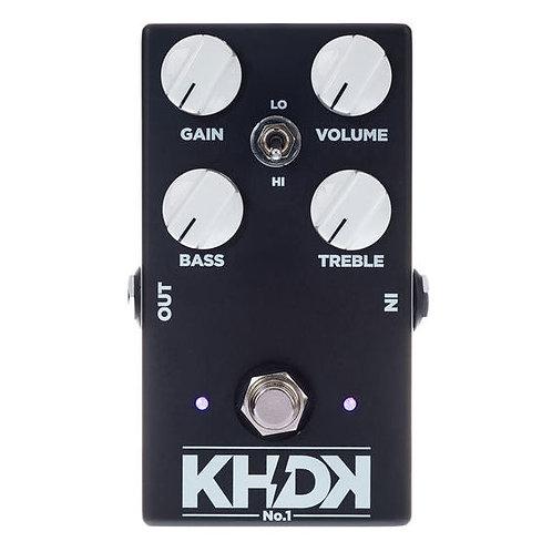 KHDK No.1Overdrive