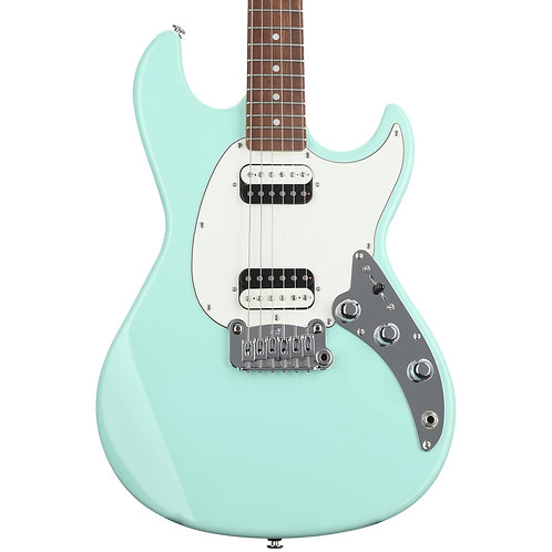 G&L Fullerton Deluxe Skyhawk™ HH, Surf Green[Made in USA]