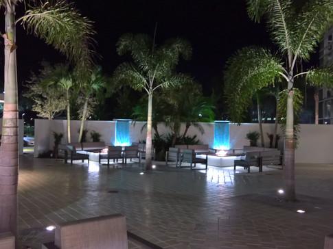 Arthrex Hotel Courtyard