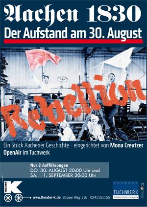 Rebellion - zu Aachen