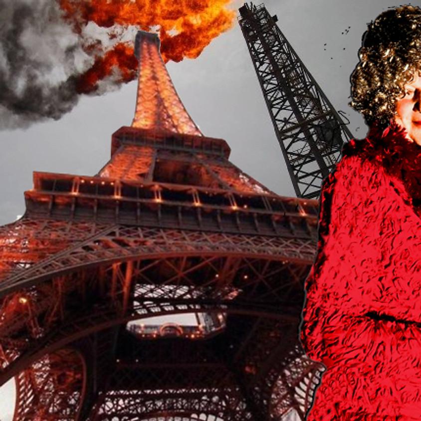 DIE IRRE VON CHAILLOT           Ein wildes Spektakel zur Rettung der Welt von Jean Giraudoux